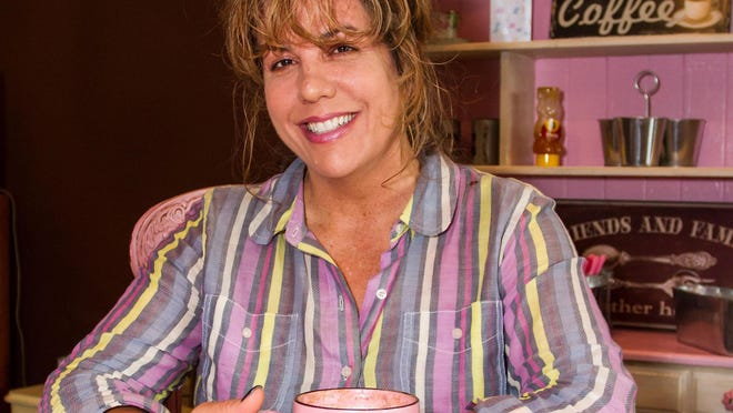 Heidi Nugent, owner of The Pink Mocha Cafe in Hartland, has applied for the liquor license formerly used by JC Bogar's.