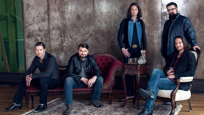 Home Free kicks off its 29-city A Country Christmas Tour on Nov. 9 at the Meyer Theatre in Green Bay.
