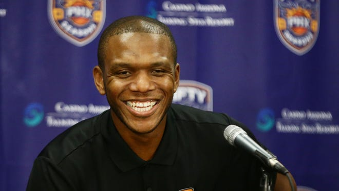 James Jones is just one year removed from a 14-year NBA career that included three NBA championships.