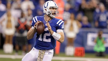 Colts try to keep pace in AFC South on MNF vs. woeful Jets