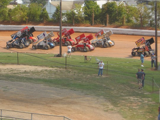 Port Royal Speedway will play host to the Tuscarora 50 on Saturday, Oct. 27. FILE PHOTO