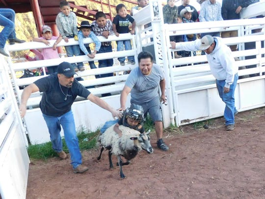 Mescalero Youth Rodeo A Resounding Success