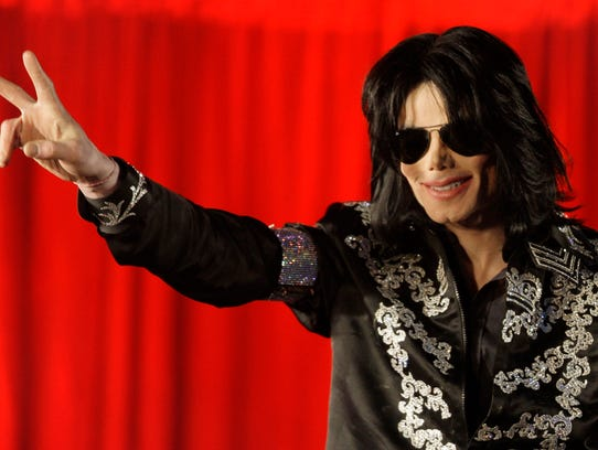 File - In this March 5, 2009 file photo, US singer Michael Jackson announces at a press conference that he is set to play ten live concerts at the London O2 Arena in July 2009. This undated photo provided by The Mimslyn Inn in Luray, Va., shows the exterior of the 82-year-old inn, which was closed for a year in 2007 while undergoing a $3.5 million renovation, including a complete mechanical and cosmetic upgrade. It's important to do your homework when planning a stay at a historic hotel or inn, because while some like The Mimslyn have modernized, others may count on their history or location to appeal to guests who don't mind rustic or old-fashioned accommodations. (AP Photo/Mimsyln Inn) (AP Photo/Joel Ryan, File)