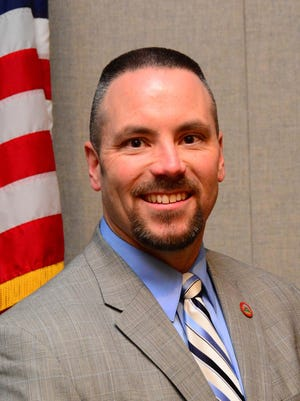 Dan Meloy is the administrator for Colerain Township.