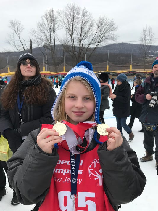 Special Olympics New Jersey Feb. 2018 Bergen