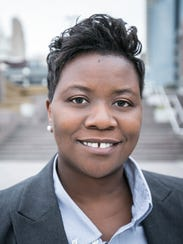 Cincinnati City Council candidate Tamaya Dennard