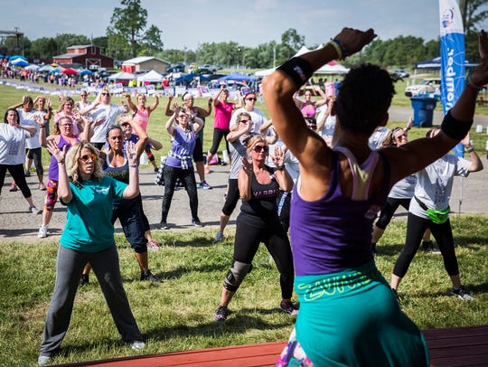 Learn to Zumba this summer.