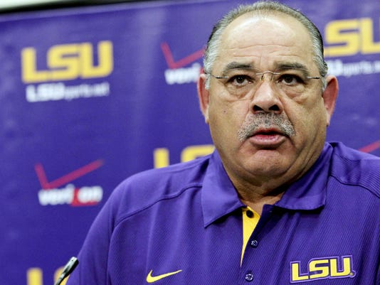 NCAA Football: LSU-Media Day