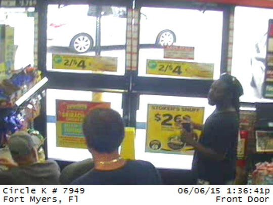 Suspect in armed robbery June 6