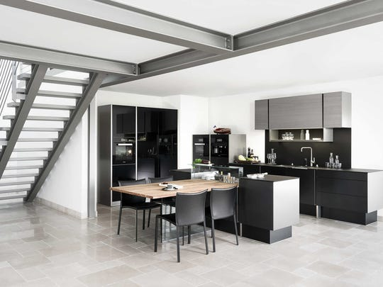 Kitchen by Poggenpohl and Porsche Design Studio