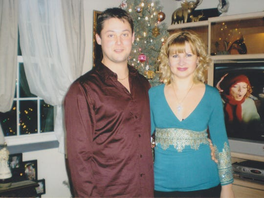 In this family photo, Joe and Olga Connell are shown. The couple was killed outside their Paladin Club home on Sept. 22, 2013.
