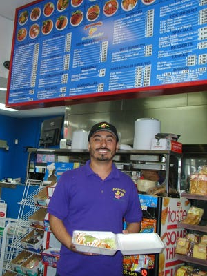 Arsenio's Fine Mexican Food owned by Francisco Solis is located within the Chevron convenience mart at Cartmill Avenue and M Street.