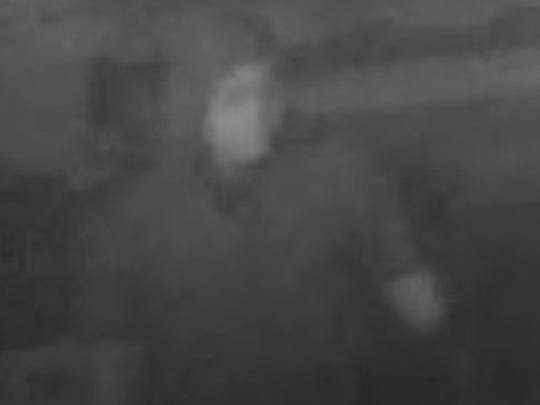 Las Cruces Crime Stoppers is offering a $1,000 reward for information that helps identify the person or persons who burglarized and ransacked the Chilitos restaurant at 2450 S. Valley Drive.