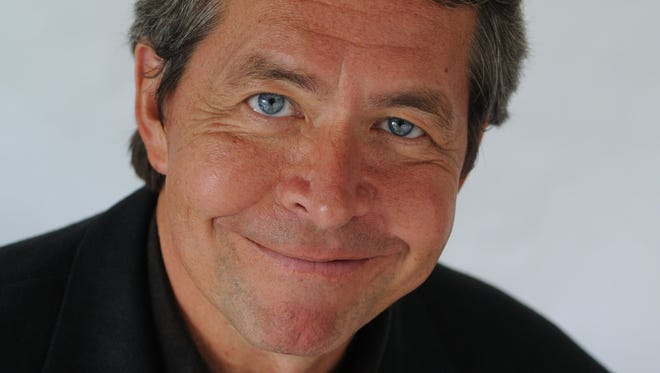 Dave Dugan will perform Feb. 1-3 at Crackers Comedy Club, 207 N. Delaware St.