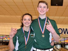 Postseason honors roll in for Pennfield, Bronson bowling