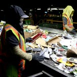 Locals not following recycling rules but get little encouragement from garbage companies