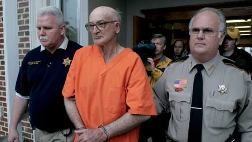 On Jan. 6, 2005, Edgar Ray Killen is arrested for murder in the 1964 killings of three civil rights workers in Neshoba County.