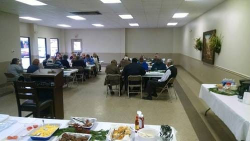 The City of Huntingdon hosted its first Ministers Appreciation Breakfast on Dec. 3.