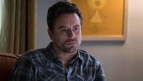 Charles Esten as Deacon on 'Nashville'