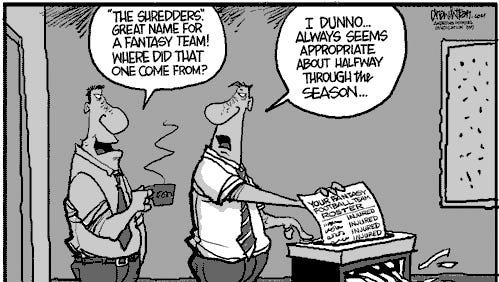 This is the editorial cartoon for the Fri., Nov. 10, 2017 Marco Eagle.