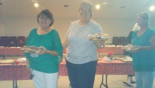 """The ninth annual sale of Christmas cookies called a """"Cookie Walk,"""" where you choose the cookies you want and pay for them by weight, is set for 11 a.m. to 1 p.m. Dec. 9 at the Crossing Community Church, 8103 Indrio Road, Fort Pierce."""