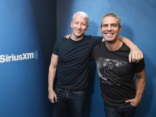 Celebrities Visit SiriusXM - January 13, 2017