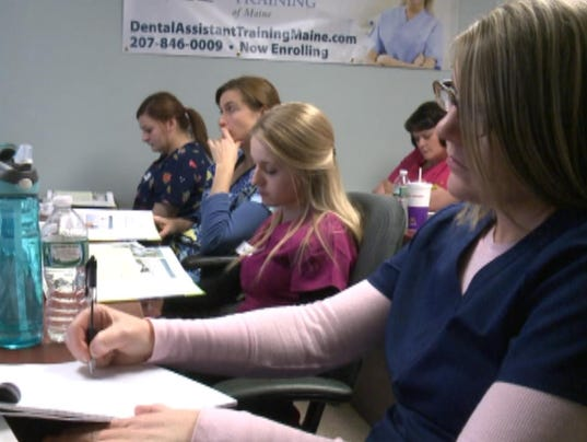Dental Assistant subjects in college english ii