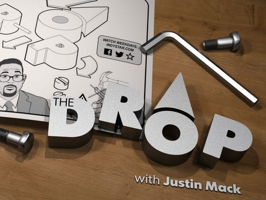 "Cover image for Oct. 10, 2017 episode of ""The Drop"""