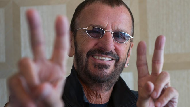 """Ringo Starr will be inducted as a solo artist into the Rock and Roll Hall of Fame by his Beatles bandmate Paul McCartney. He has a new record out, """"Postcards From Paradise,"""" and will return to the road for a tour."""