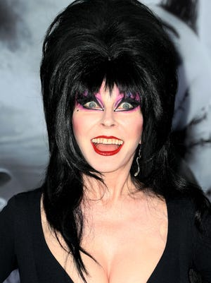 "Cassandra Peterson, also known as ""Elvira, Mistress of the Dark,"" is 63."