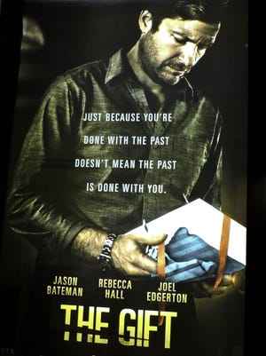 """Promotional poster for the film """"The Gift."""""""