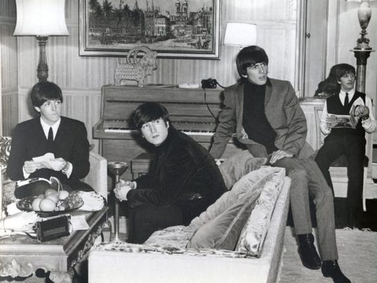 Hard Day's Night all four