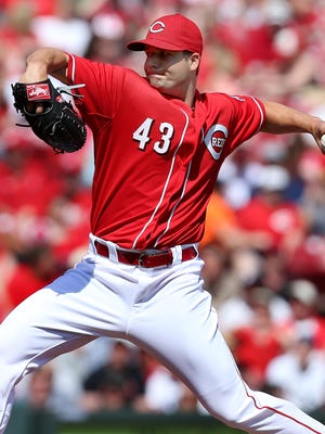 The Reds are hoping to see a healthy season out of reliever Manny Parra. The bullpen was supposed to be a strength last year, but ended as second-worst in the National League.