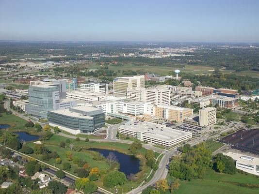 Froedtert Campus Map.Froedtert Hospital Receives Approval For 43m Expansion