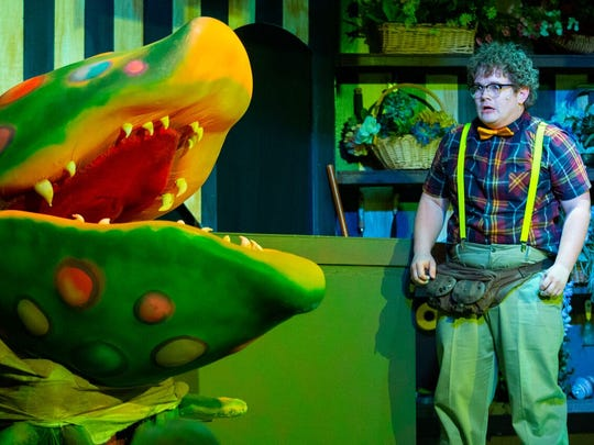 """""""Little Shop of Horrors"""" will play at St. George Musical"""