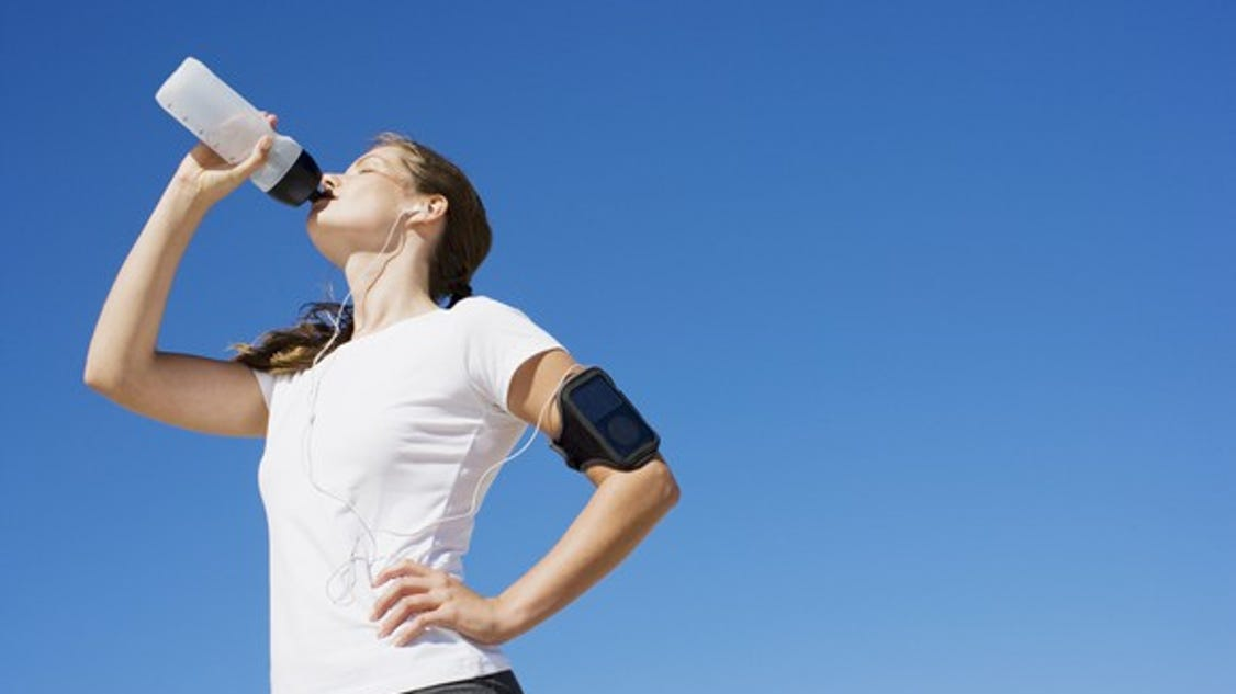 Why should you drink glasses of water first thing in the ...