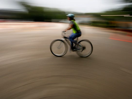 Mequon is thinking of adding a bike lane along Donges