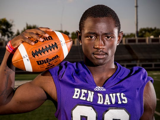 Willie Ervin, Ben Davis