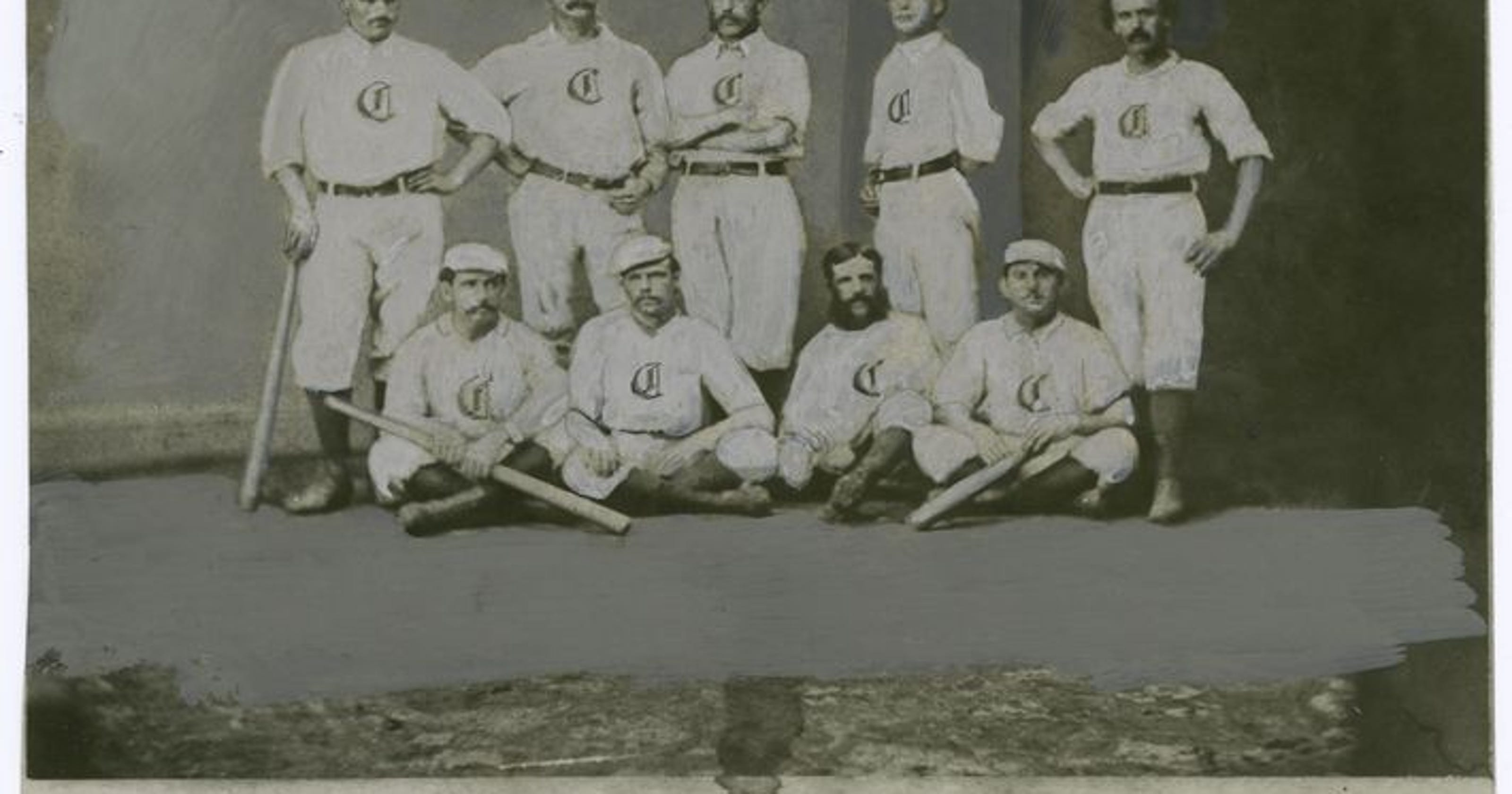 1869 Red Stockings Who Were The First Professional Baseball Team