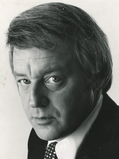 Bill Bonds in 1978. Bonds, whose piercing gaze and
