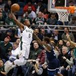 Bucks 102, Timberwolves 96: Big fourth-quarter rally fixes poor start