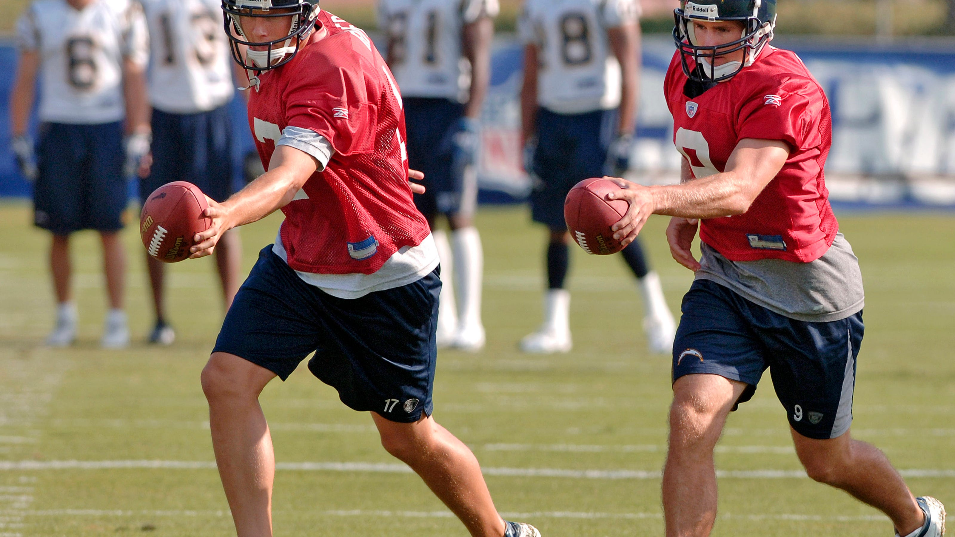 philip rivers drew brees look back fondly on partnership