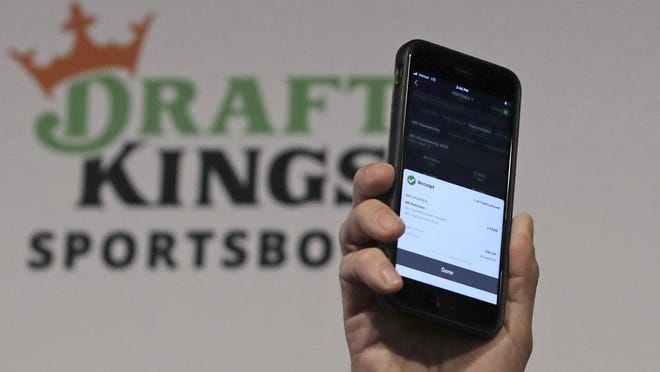 New legislation would allow online betting platforms like FanDuel and Draft Kings to operate legally, so long as they secure licenses from the lottery.
