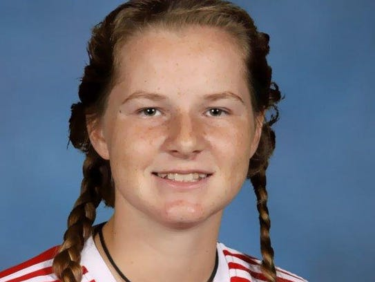 Cassidy Kerkesner, Cypress Lake lacrosse
