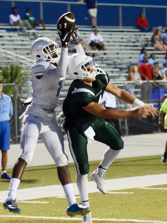 High School Football: Rockledge at Melbourne