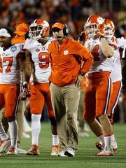 Since 2011, Clemson's Dabo Swinney is 68-14 (.829), including a victory against Ohio State in the 2014 Orange Bowl, one of only two postseason loses on Urban Meyer's record (10-2).