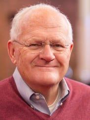 The Rev. Richard Alberta, pastor at Cornerstone Evangelical
