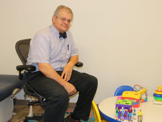Dr. Quentin A. Humberd, a developmental-behavioral