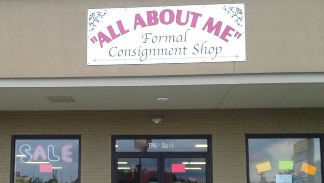 All About Me, a formal consignment store and boutique in Florence, is closing on Sept. 30.