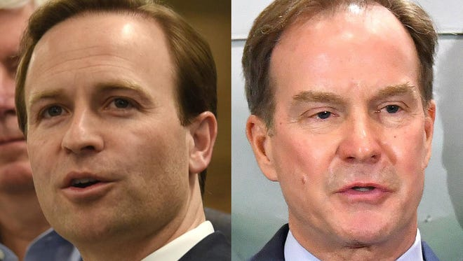 Calley and Schuette